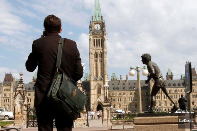 L'Institut professionnel de la fonction publique du Canada (IPFPC) a créé un... (Simon Séguin-Bertrand, Archives LeDroit)