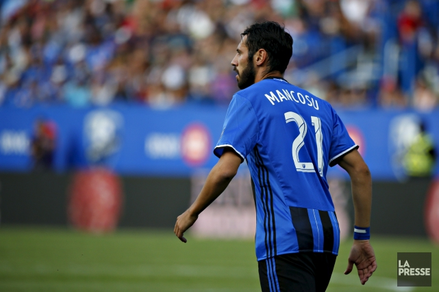 L'attaquant italien Matteo Mancosu pourrait bien être dans... (Archives, La Presse)