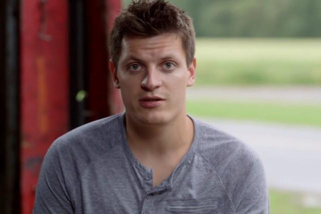 Anthony Dufour est fraîchement diplômé de l'Université Laval... (Capture d'écran du vtélé.ca)
