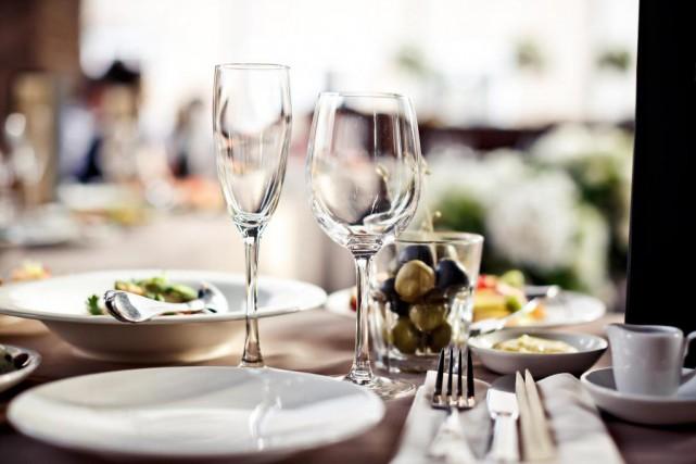 Selon MeJulius Grey, interdire l'accès à un restaurant... (Photo Thinkstock)