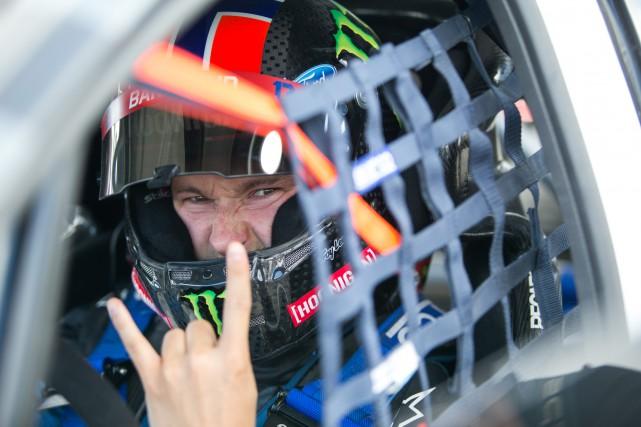 Andreas Bakkerud s'en promet pour le GP3R... (Olivier Bakkerud)