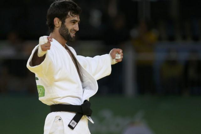 Mudranov, triple champion d'Europe, succède au palmarès olympique... (REUTERS)