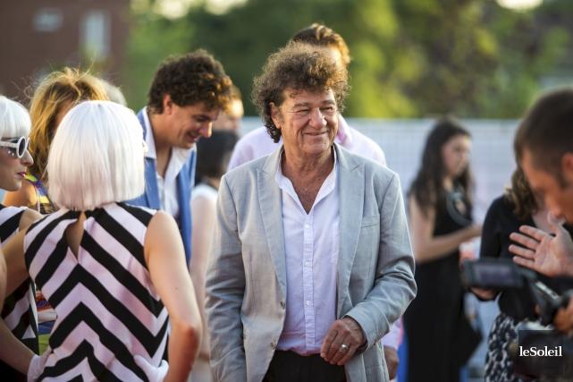 Robert Charlebois était heureux des réactions suscitées par... (Photothèque Le Soleil)