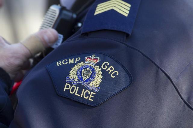 Un policier québécois de 33 ans de la Gendarmerie royale du Canada (GRC) a été... (Archives La Presse canadienne)
