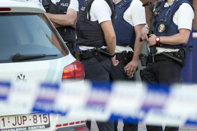 Le groupe Etat islamique (EI) a revendiqué dimanche l'attaque à la machette de... (Photo Virginia Mayo, Associated Press)