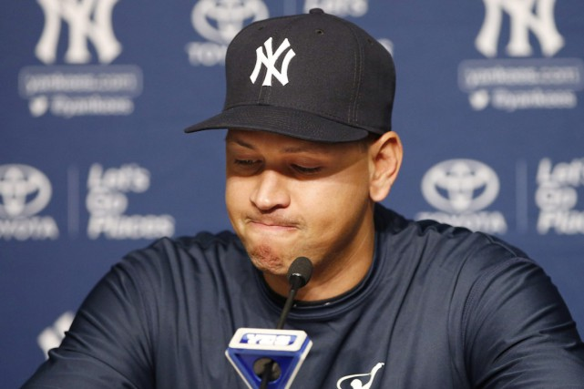 Au fil de sa carrière, Alex Rodriguez a... (PHOTO KATHY WILLENS, AP)