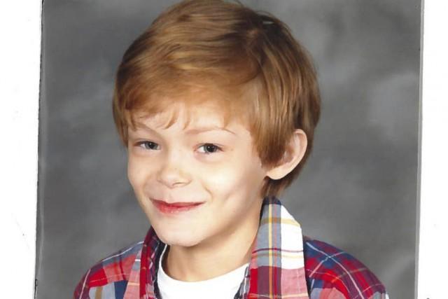 Finnigan Danne, le garçon d'Hamilton qui faisait l'objet d'une alerte AMBER, a... (Police provinciale de l'Ontario)