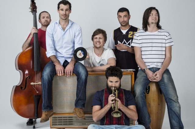 Le groupe australien The Cat Empire sera au...