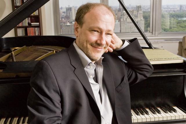 Le 13août, Marc-André Hamelin jouera du piano auDomaine... (Fran Kaufman)