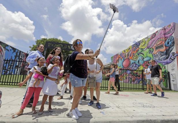 Le quartier touché par zika est celui de... (PHOTO AP)