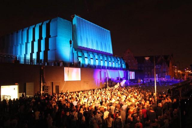 La dix-huitième édition du Festival shakespearien de Gdansk,... (ARCHIVES AFP)
