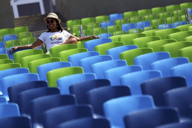 Bon nombre de compétitions dans les premiers jours des Jeux olympiques de Rio... (PHOTO REUTERS)