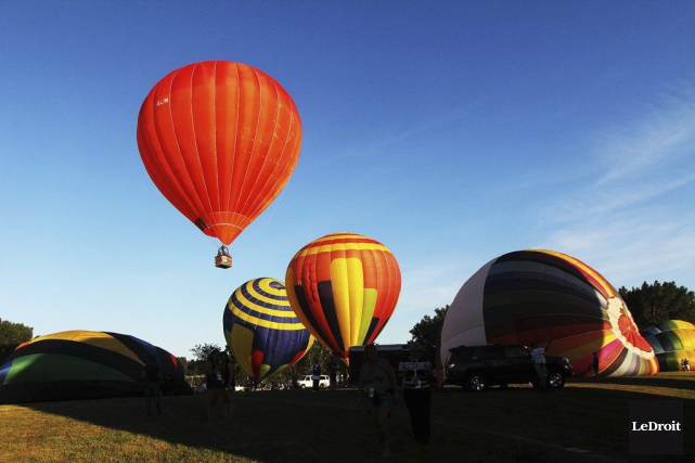Une semaine après l'accident de montgolfière ayant coûté la vie à 16 personnes... (Archives, LeDroit)