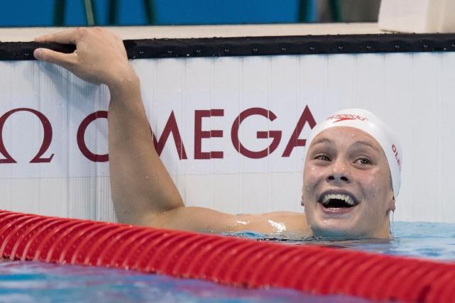 Après avoir remporté une médaille de bronze au... (La Presse Canadienne, Frank Gunn)