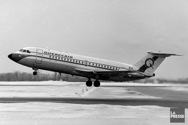 N'applaudissez pas trop vite mesdames et messieurs de l'aviation régionale.... (Archives La Presse)