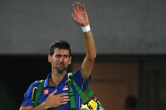 novak djokovic goldmedaille
