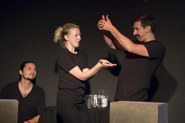 La 7e production estivale de la troupe du... (Stéphane Lessard)