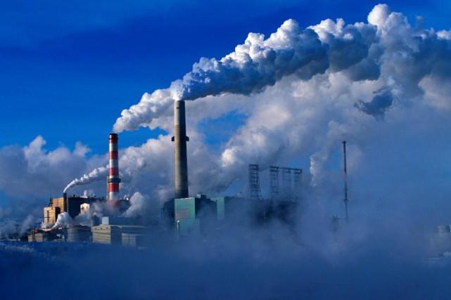 Le ministère des Ressources naturelles écrit noir sur... (PHOTO TODD CAROL)