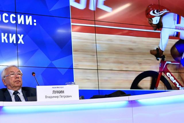 «Nous allons défendre notre point de vue selon... (PHOTO YURI KADOBNOV, AFP)