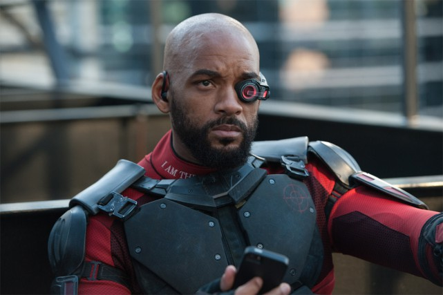 Deadshot (Will Smith)... (PHOTO WARNER BROS.)