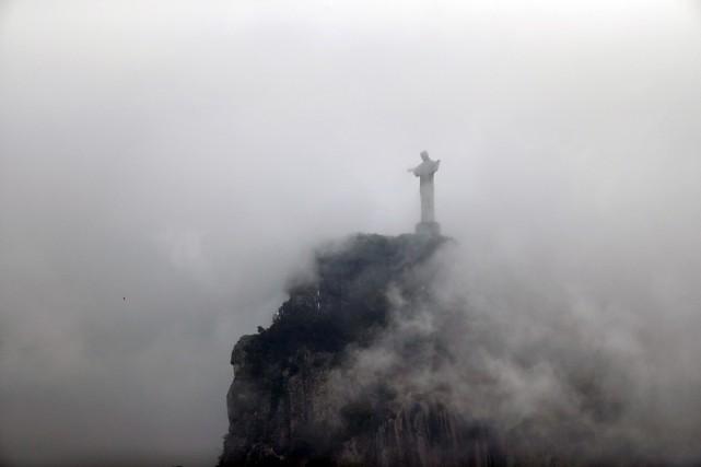 Un phénomène que connaissent bien les Cariocas, un... (AP, Alessandra Tarantino)