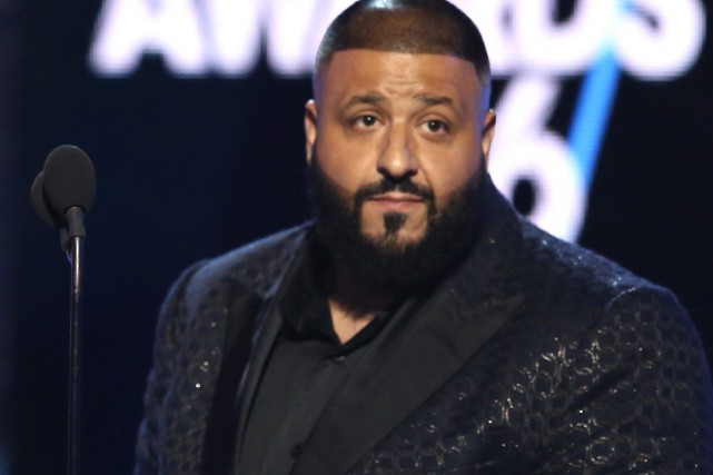 DJ Khaled... (PHOTO ARCHIVES AP)