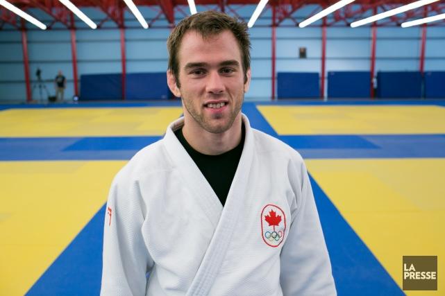 Le judoka Antoine Valois-Fortier... (Photo Martin Tremblay, La Presse)