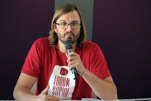 Selon le co-coordonnateur Raphaël Canet, les chiffres n'ont... (AFP)