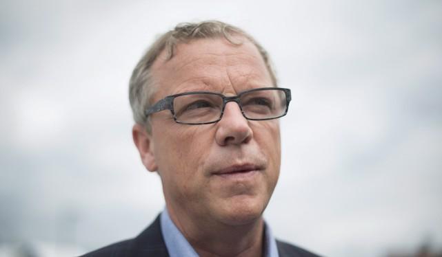 Le premier ministre de la Saskatchewan, Brad Wall,... (La Presse Canadienne, Jonathan Hayward)
