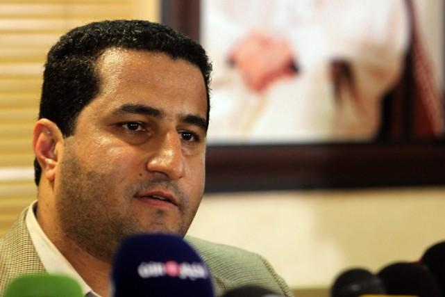 Shahram Amiri en2010.... (ARCHIVES AFP)