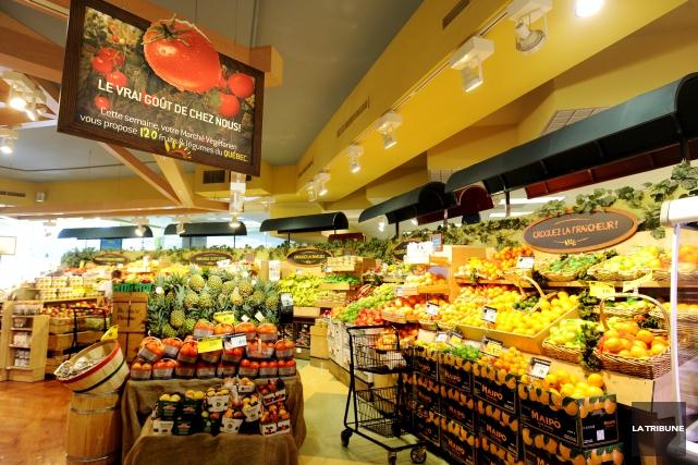 En achetant un produit alimentaire local, que ce... (Archives, La Tribune)