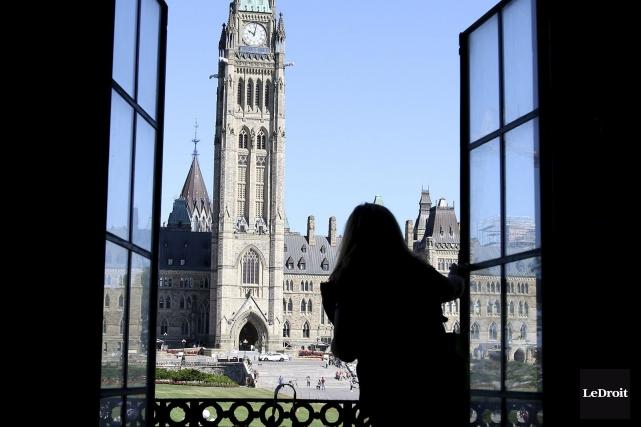 Le fédéral veut faire revivre l'ancienne ambassade des... (Patrick Woodbury, LeDroit)