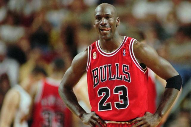 Michael Jordana donné au musée le maillot qu'il... (ARCHIVES AP)
