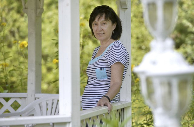 Lise Proulx a été témoin de l'intervention courageuse... (Spectre Média, Maxime Picard)