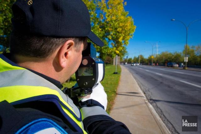 Selon la Fraternité des policiers et policières, la... (PHOTO ANDRÉ PICHETTE, ARCHIVES LA PRESSE)