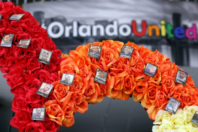 L'auteur du massacre commis en juin dans un club gai d'Orlando, en Floride, a... (PHOTO AP)