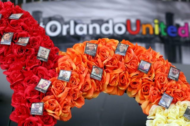 L'auteur du massacre commis en juin dans un club gai d'Orlando, en Floride, a... (PHOTO AP)