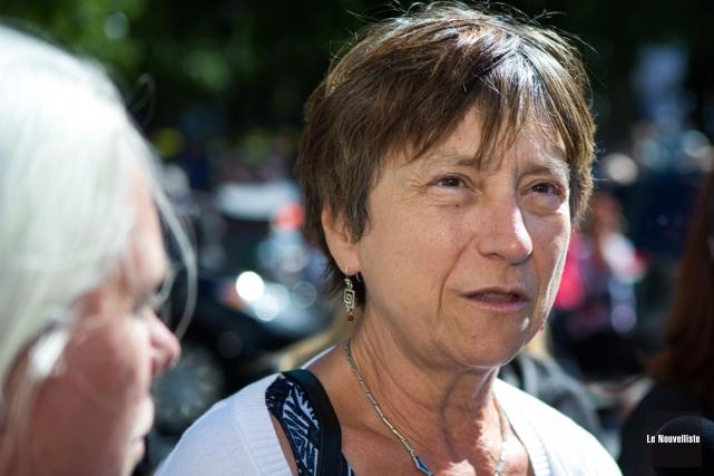 «Ce n'est pas un mouvement contre Israël et... (Photo Olivier Croteau, archives Le Nouvelliste)