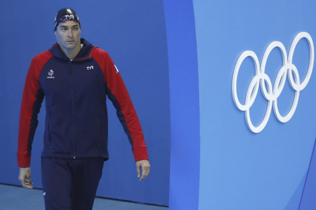 Camille Lacourt... (AFP, Odd Andersen)
