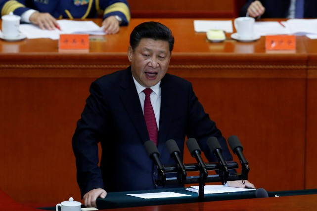 Xi Jinping n'a jusqu'à présent désigné aucun héritier... (Photo Kim Kyung-Hoon, archives REUTERS)