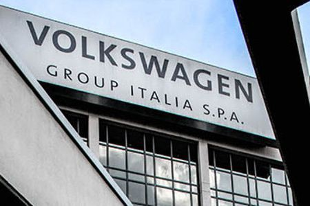 Le constructeur automobile allemand Volkswagen a été condamné en Italie à une... (Photo: Volkswagen Italia)