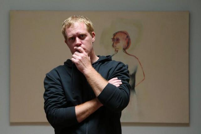 Auteur, producteur et réalisateur d'un premier long métrage... (PHOTO Martin Chamberland, archives La Presse)