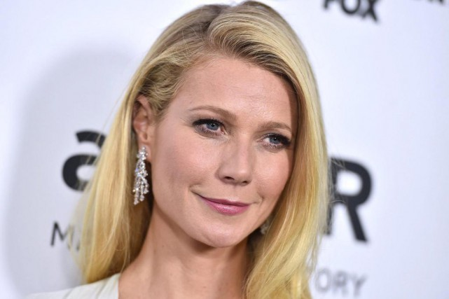 Gwyneth Paltrow sera juge pour la nouvelle téléréalité... (photo Jordan Strauss, archives associated press)