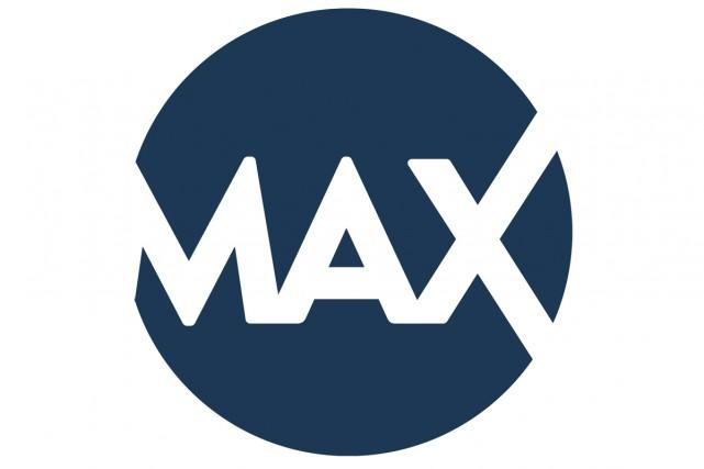 Le logo de la nouvelle chaîne MAX.... (Photo fournie par Groupe V Media)
