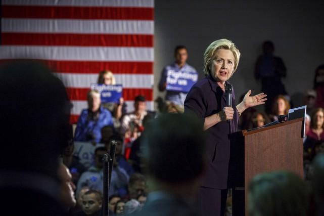 Hillary Clinton est la personne la plus expérimentée... (The New York Times)