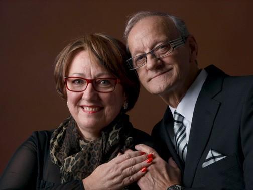 Lise Geoffroy a tout donné pour son mari,... (Photo fournie)