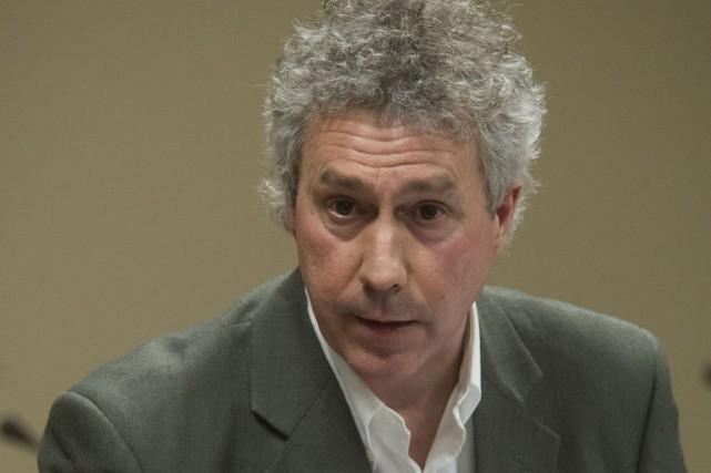 Marc Descôteaux... (Stéphane Lessard)