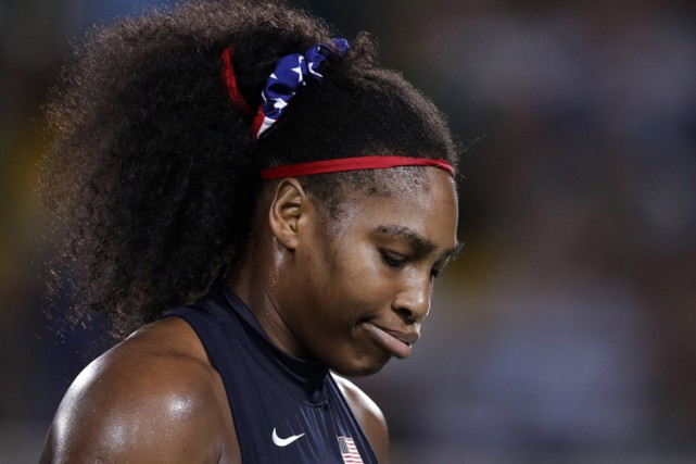 Serena Williams... (PHOTO AP)