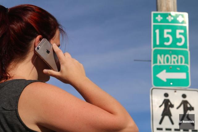 Une importante annonce concernant la téléphonie cellulaire sur... (Archives Le Nouvelliste)