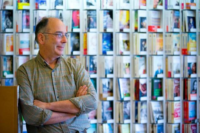 Yves Guillet a fait l'acquisition de la librairieLe... (Photo François Roy, La Presse)